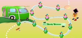 Episode 2 - Candy Caravan