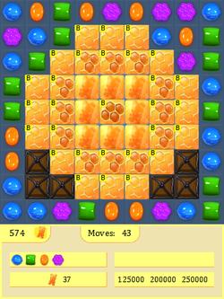 Level 574 C437CCS
