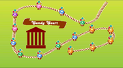 Candy Court Map New