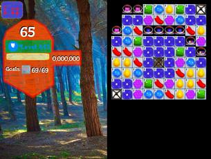 Super Saga Level 843