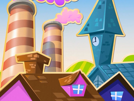 Candy Town background (CCSM)