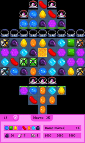 Super Saga Level 13 V1