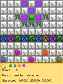 Level 252 C437CCS