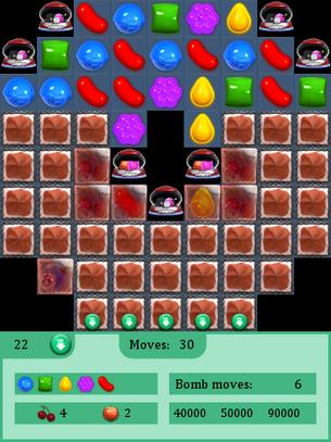 Super Saga Level 22