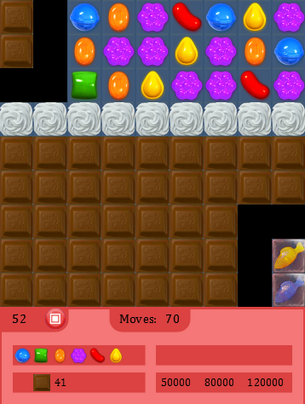 Candy Crush Sunny Saga Level 52