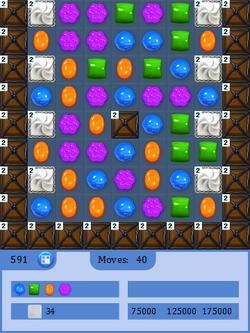 Level 591 C437CCS
