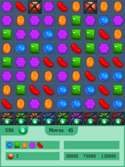 Level 586 C437CCS