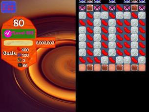 Super Saga Level 862