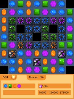Level 594 C437CCS