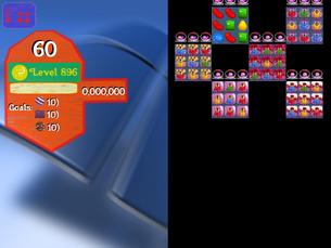 Super Saga Level 896