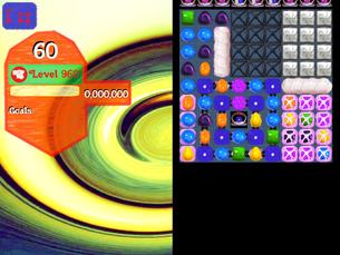 Super Saga Level 960