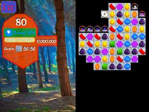 Super Saga Level 854