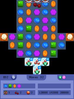 Level 832 C437CCS