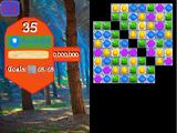 Level 832 (Super Saga)/Versions