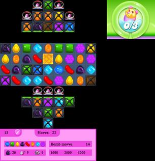 Super Saga Level 13 V2D