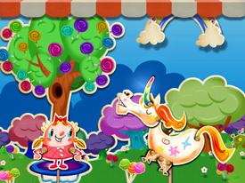 Lollipop Garden background (CCSM)