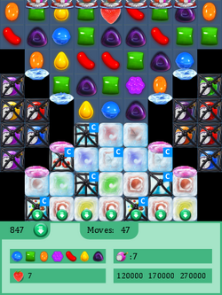 Level 847 C437CCS
