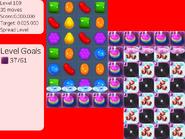 Mpisto War Level 109