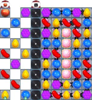 Tournament Return 1 Level 3