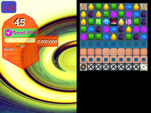 Super Saga Level 956