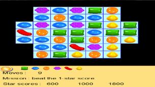 Candy Crush Sunny Saga Level 1