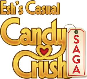 Eshs Casual Candy Crush Saga logo
