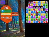 Level 843 (Super Saga)/Versions
