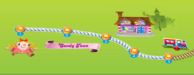 Candy Town Map (CCSM)