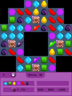 Super Saga Level 5 Alpha