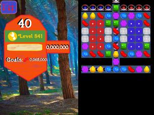 Super Saga Level 841 V1