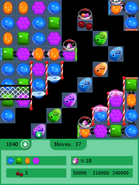Level 1040 (CCJS)