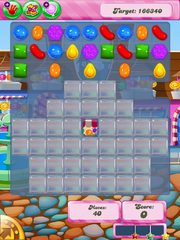 Level 10(before candies settle
