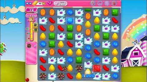 Candy Crush Saga - Level 202 - No boosters ☆☆☆ Top Score