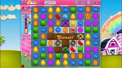 Candy Crush Saga - Level 326 - No boosters ☆☆☆ Top Score