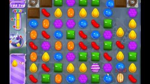 Candy Crush Saga Dreamworld Level 408 (3 star, No boosters)