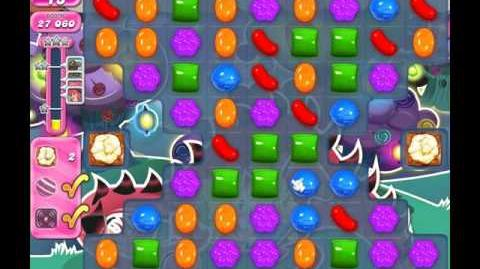 Candy Crush Saga Level 1513 ( New with 32 Moves ) No Boosters 1 Star