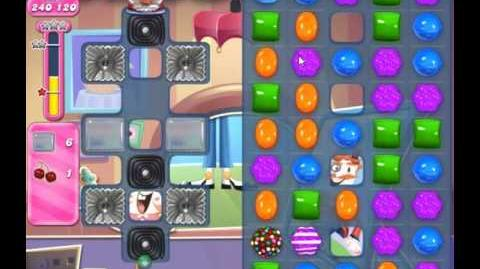 Candy Crush Saga Level 1975 - NO BOOSTERS DOMINATION