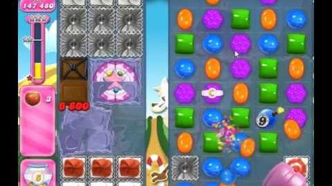 Candy Crush Saga Level 2005 - NO BOOSTERS