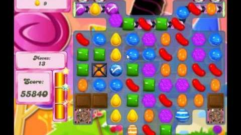 Candy Crush Saga Level 2555 - NO BOOSTERS