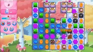Candy Crush Saga Level 4886 NO BOOSTERS