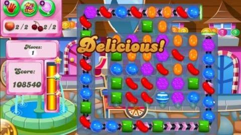Candy Crush Saga Up,Up and Away! (Only on Mobile)