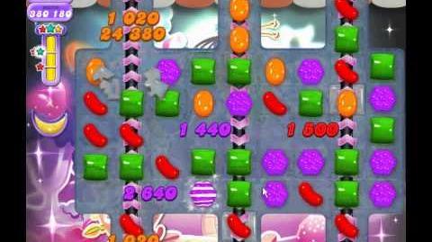 Candy Crush Saga Dreamworld Level 577 (3 star, No boosters)