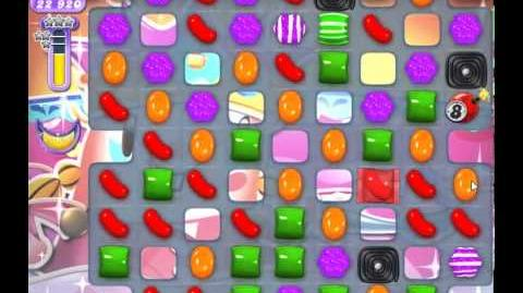 Candy Crush Saga Dreamworld Level 609 (Traumwelt)