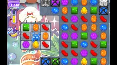 Candy Crush Saga Dreamworld Level 626 (No booster, 3 Stars)