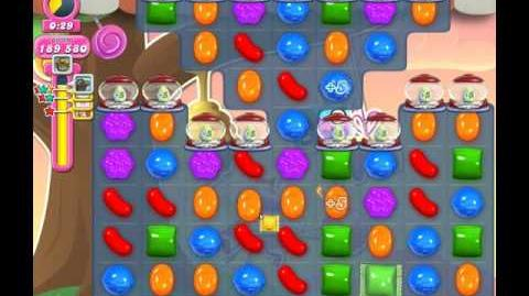 Candy Crush Saga Level 1730 ( New with Extra Time Candy Cannons ) No Boosters 3 Stars