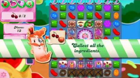 Candy Crush Saga Level 2517
