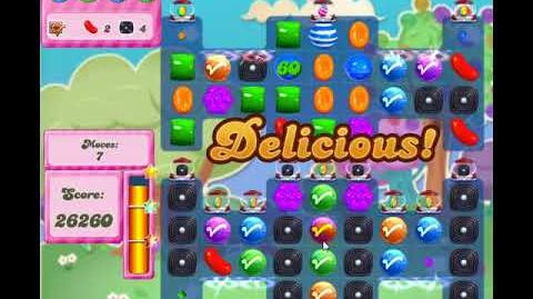 Candy Crush Saga Level 2792 NO BOOSTERS 3Star 2700plus Group Update 041017