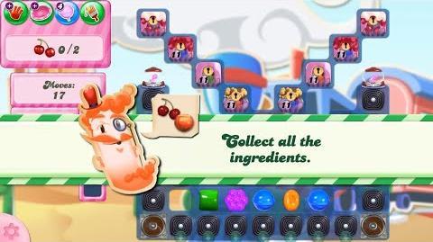 Candy Crush Saga Level 2800 NO BOOSTERS