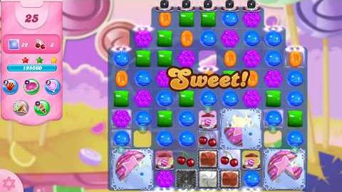 Candy Crush Saga Level 3116 NO BOOSTERS