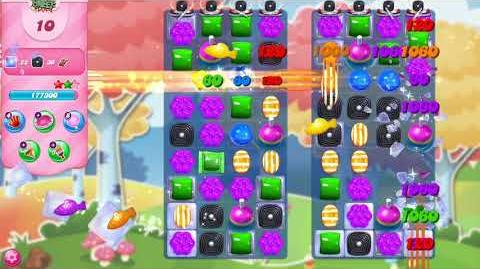 Candy Crush Saga Level 3807 NO BOOSTERS